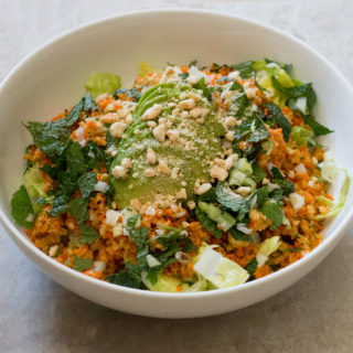 Ten Minute Viet-Thai Salad